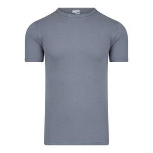 Unisex Thermo shirt met K.M.  Grijs